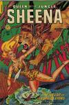 Cover for Sheena, Queen of the Jungle (Fiction House, 1942 series) #13