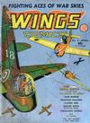 Cover for Wings Comics (Fiction House, 1940 series) #8