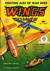 Cover for Wings Comics (Fiction House, 1940 series) #9