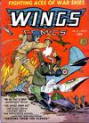 Cover for Wings Comics (Fiction House, 1940 series) #11
