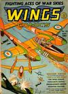 Cover for Wings Comics (Fiction House, 1940 series) #12