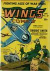 Cover for Wings Comics (Fiction House, 1940 series) #17