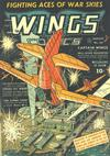 Cover for Wings Comics (Fiction House, 1940 series) #24
