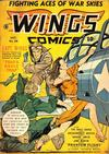 Cover for Wings Comics (Fiction House, 1940 series) #26