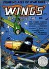 Cover for Wings Comics (Fiction House, 1940 series) #27