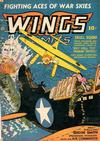 Cover for Wings Comics (Fiction House, 1940 series) #39
