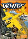 Cover for Wings Comics (Fiction House, 1940 series) #42