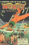 Cover for Wings Comics (Fiction House, 1940 series) #52