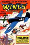 Cover for Wings Comics (Fiction House, 1940 series) #53