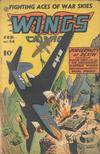 Cover for Wings Comics (Fiction House, 1940 series) #54