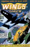 Cover for Wings Comics (Fiction House, 1940 series) #55