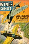 Cover for Wings Comics (Fiction House, 1940 series) #63