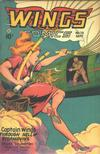 Cover for Wings Comics (Fiction House, 1940 series) #73