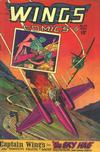 Cover for Wings Comics (Fiction House, 1940 series) #75
