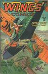 Cover for Wings Comics (Fiction House, 1940 series) #76