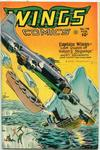 Cover for Wings Comics (Fiction House, 1940 series) #78