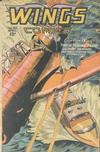 Cover for Wings Comics (Fiction House, 1940 series) #80
