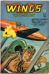 Cover for Wings Comics (Fiction House, 1940 series) #81