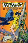 Cover for Wings Comics (Fiction House, 1940 series) #91