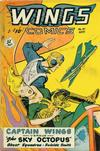 Cover for Wings Comics (Fiction House, 1940 series) #97