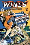 Cover for Wings Comics (Fiction House, 1940 series) #98