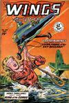 Cover for Wings Comics (Fiction House, 1940 series) #100