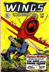Cover for Wings Comics (Fiction House, 1940 series) #106