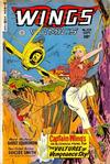 Cover for Wings Comics (Fiction House, 1940 series) #109