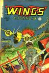Cover for Wings Comics (Fiction House, 1940 series) #110