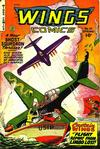 Cover for Wings Comics (Fiction House, 1940 series) #111