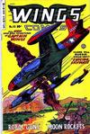 Cover for Wings Comics (Fiction House, 1940 series) #113