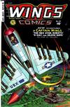 Cover for Wings Comics (Fiction House, 1940 series) #114