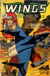 Cover for Wings Comics (Fiction House, 1940 series) #119