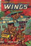 Cover for Wings Comics (Fiction House, 1940 series) #122
