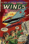Cover for Wings Comics (Fiction House, 1940 series) #123