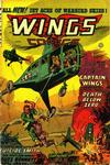 Cover for Wings Comics (Fiction House, 1940 series) #124