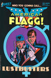 Cover for American Flagg! (First, 1983 series) #27