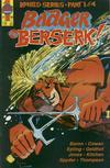 Cover for Badger Goes Berserk (First, 1989 series) #1