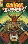 Cover for Badger Goes Berserk (First, 1989 series) #3