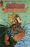 Cover for Badger Goes Berserk (First, 1989 series) #4
