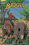 Cover for The Badger (First, 1985 series) #17