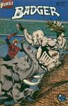 Cover for The Badger (First, 1985 series) #27