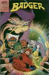 Cover for The Badger (First, 1985 series) #34