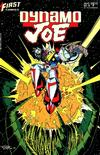 Cover for Dynamo Joe (First, 1986 series) #10
