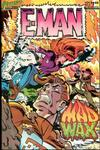 Cover for E-Man (First, 1983 series) #8