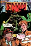 Cover for E-Man (First, 1983 series) #9
