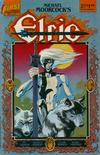 Cover for Elric: The Weird of the White Wolf (First, 1986 series) #1