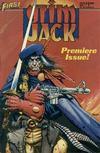 Cover for Grimjack (First, 1984 series) #1