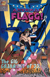 Cover for Howard Chaykin's American Flagg (First, 1988 series) #4