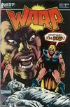 Cover for Warp (First, 1983 series) #3